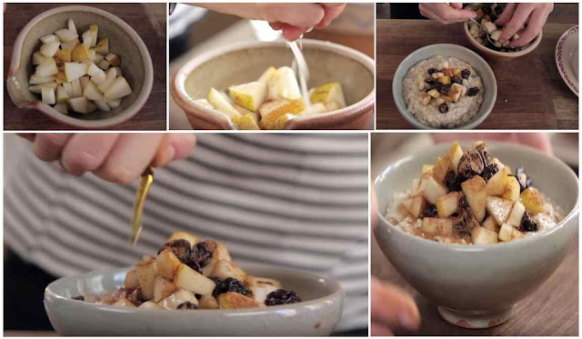 How to Make Healthy Breakfast with cinnamon