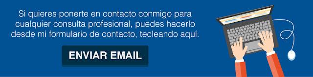 diseño email contacto