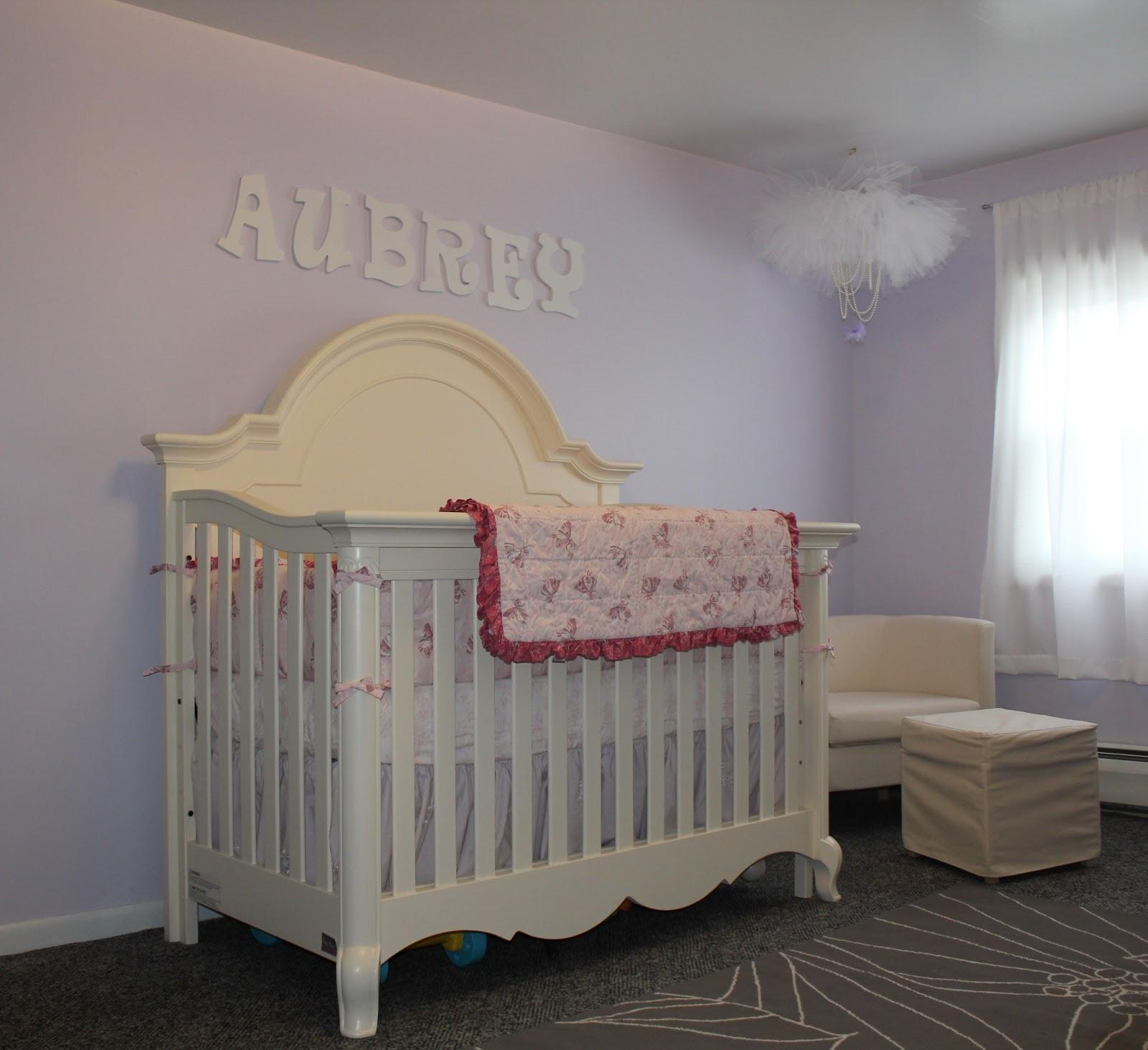 Schnelle Aubrey S Nursery Tour