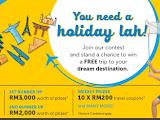#MyTravelokaEscapade - Holiday at Sabah