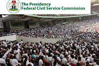 Federal Civil Service Recruitment Application Form For 2017/2018 Session