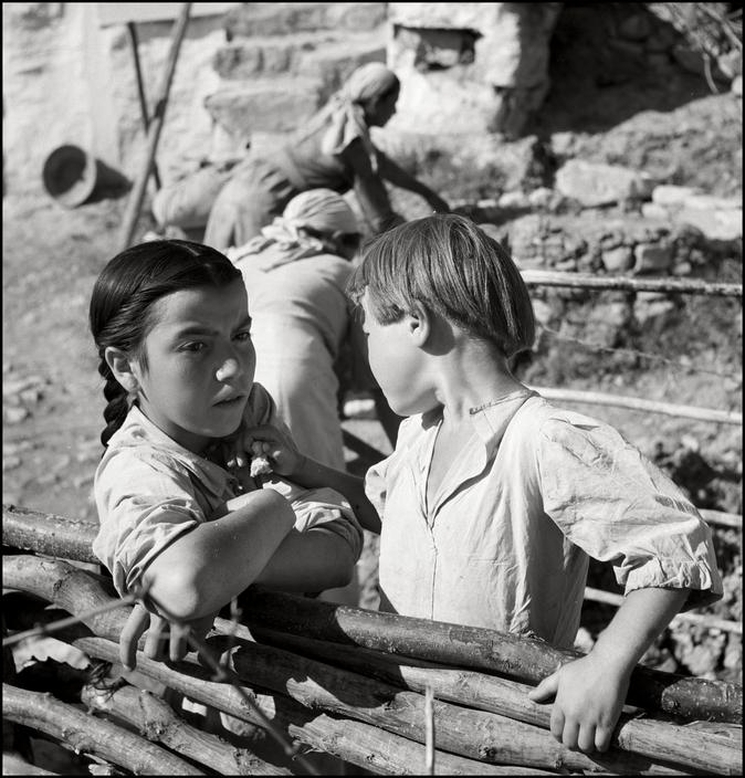 Крымские татары в Крыму, 1943 год