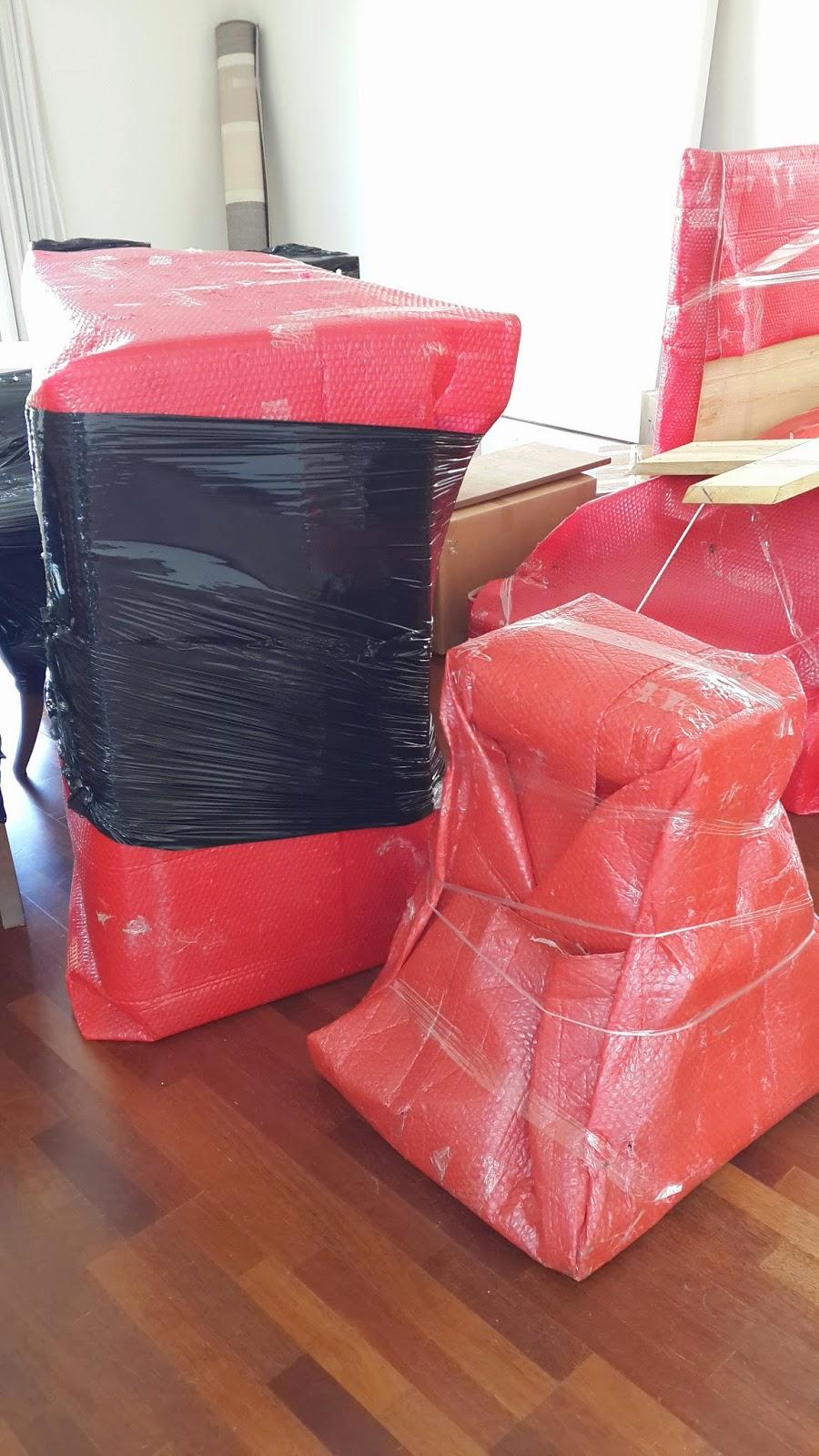 Paketlenmiş Koltuk ve Sandalyeler