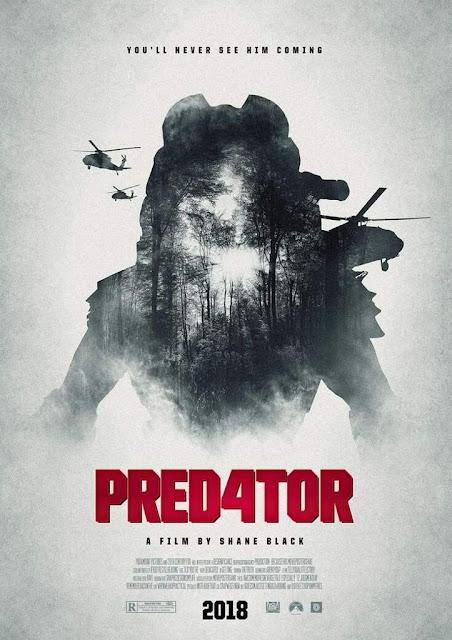 """""""Predator"""" de Shane Black."""