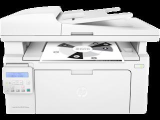 Download HP LaserJet Pro MFP M132snw Drivers
