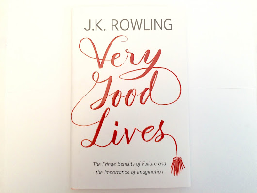 Books to Love: Very Good Lives