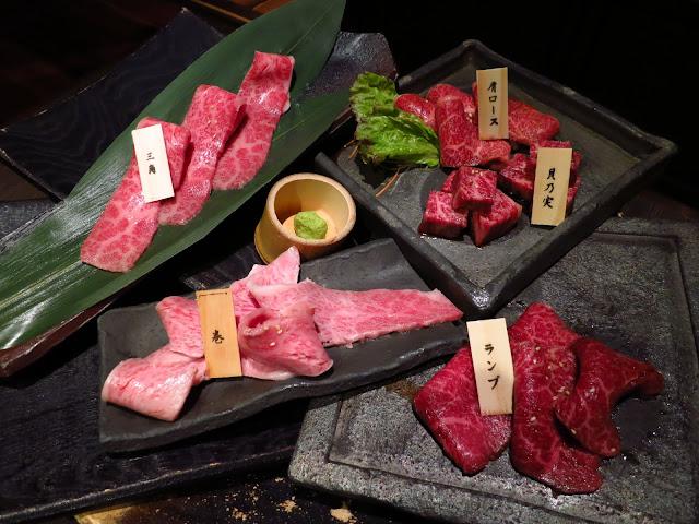 Akita Ugo Wagyu Yakiniku Japanese beef BBQ. Tokyo Consult. TokyoConsult.