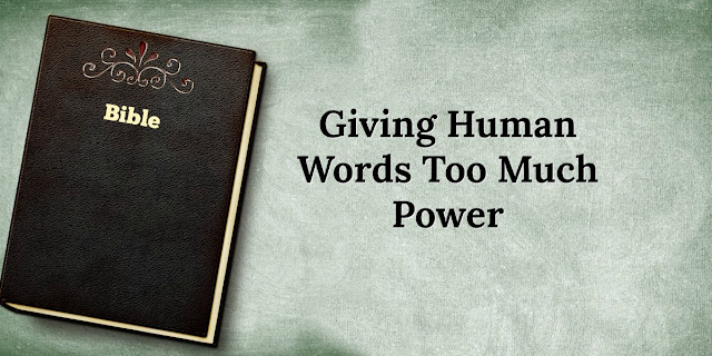 Misusing Proverbs 18:21 to claim human words have power reserved for God