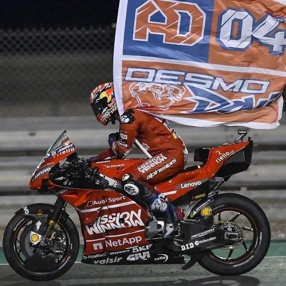 Winglet Swing Arm Ducati Losail Qatar 2019