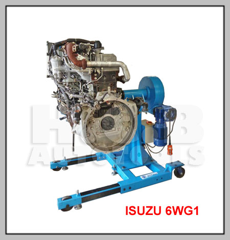 HCB TOOL: H C B-K1337 ISUZU (6WG1/6WF1)TRUCK ENGINE FIXING BASE