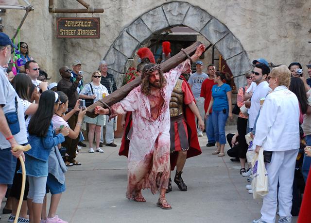 Holy Land Experience Orlando