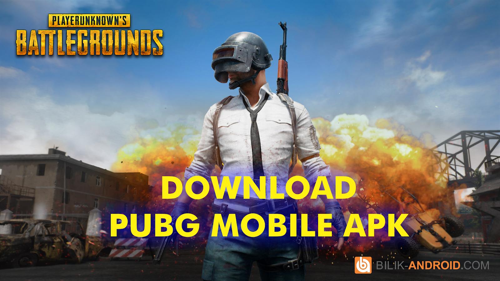Download Pubg Mobile 0 7 0 Apk Bilik Android