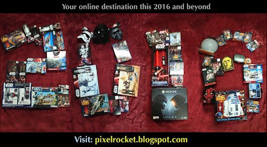 Are You Ready for 2016 Great Unboxing?
