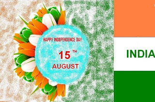 Happy Independence Day 15th August 2017 Wallpaper