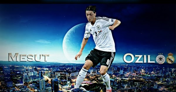 Mesut Ozil Wallpaper 2012 - 2013