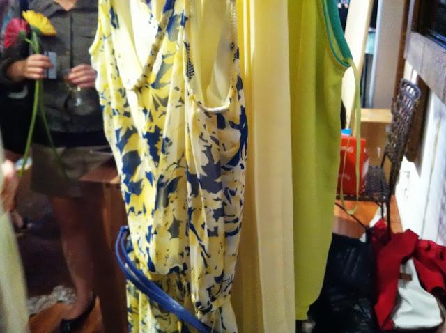 LE TOTE Dress
