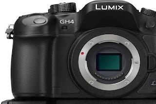 Fotoğraf makinesi inceleme: LUMIX G DMC-GH4U