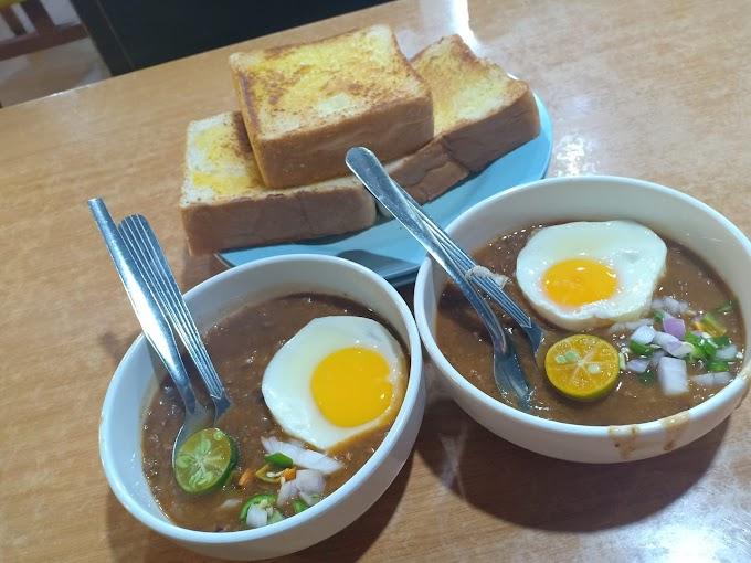 Makan Kacang Pool Yang Sedap di Restoran Kacang Pool Haji Johor Bahru