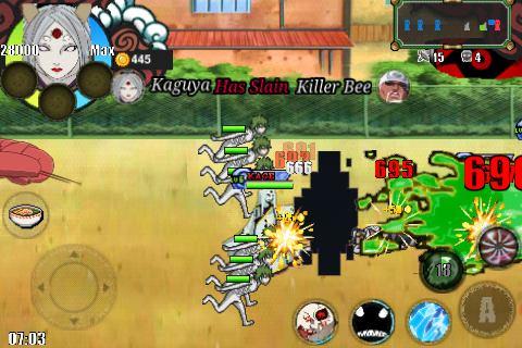 Naruto Senki MOD Sprite : Kaguya Replace Tobi Sprite Terbaru