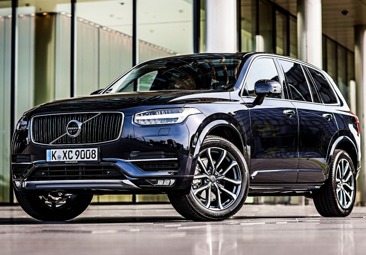 Car Reviews New Car Pictures For 2019 2020 The All New Xc90 With