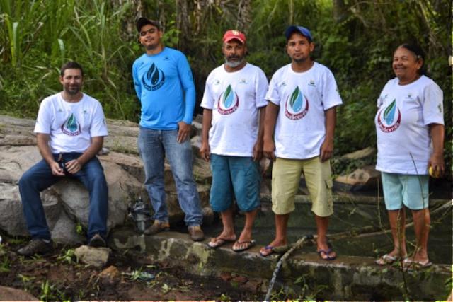 Projeto Renascendo realiza Encontro do Nó da Rede de Educação Ambiental em Água Branca