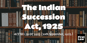 Succession Act, 1925 - Section 301 - Removal of Executor or Administrator & Provision for Successor [JUDGMENT]