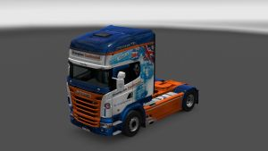Grampian Continental for Scania RJL
