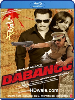 Dabangg Full Movie Download (2010) 1080p & 720p BluRay