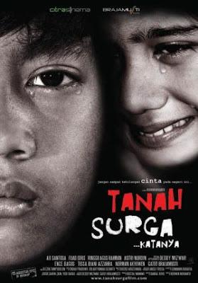 Poster Film Tanah Surga... Katanya