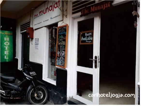 Pengianapan murah di Malioboro The Munajat Backpacker Malioboro