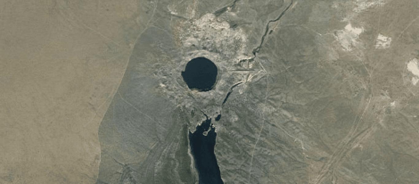 Η λίμνη όπου έγιναν τουλάχιστον 156 πυρηνικές δοκιμές! (Εικόνες)