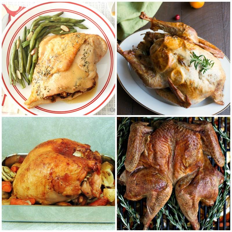 20 Holiday Turkey Recipes from www.bobbiskozykitchen.com