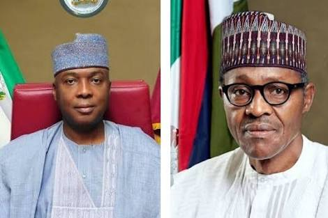 Saraki Fires Back: Buhari Presidency Lacks Foresight, Too Slow
