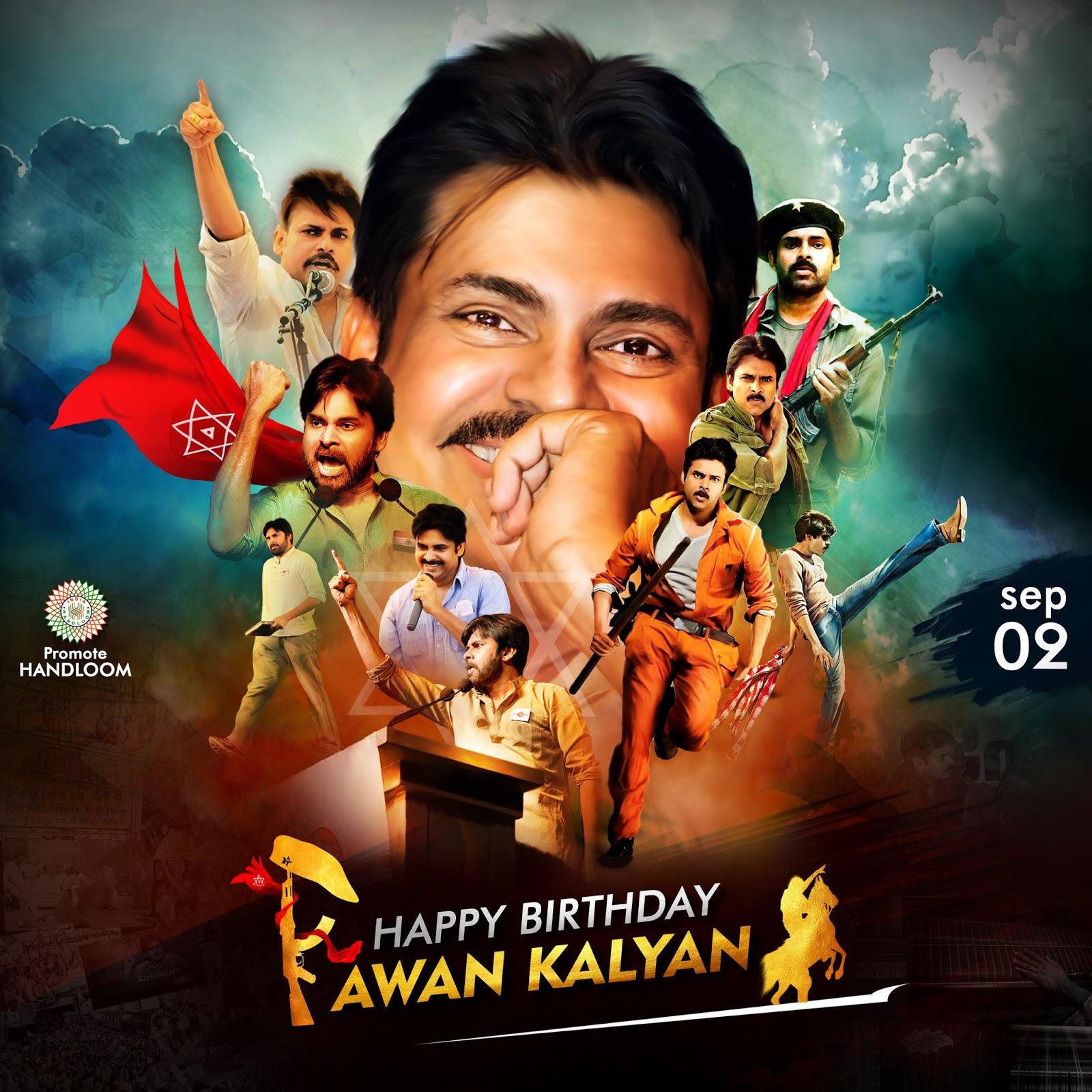 pawan kalyan latest pics birthday