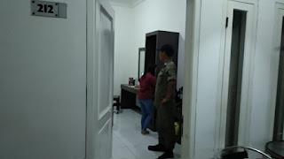 Pol PP Kota Cirebon Ciduk 4 Pasangan Bukan Pasutri