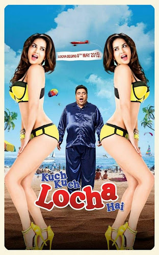 Kuch Kuch Locha Hai (2015) Movie Poster No. 1