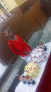 Happy Birthday to Lolade