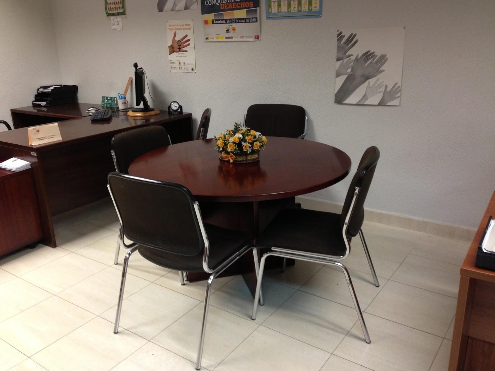 Mobiliario De Oficina Castellon.Asociacion Personas Sordas De Castellon Donacion De