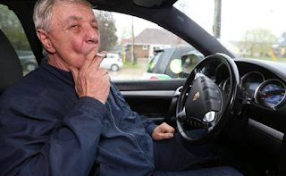 Ontario Man Given Three Tickets By 'The Smoke Police' For Having A Cigarette Alone In His SUV
