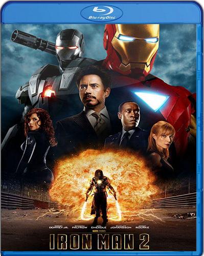 Iron Man 2 [2010] [BD25] [Latino]