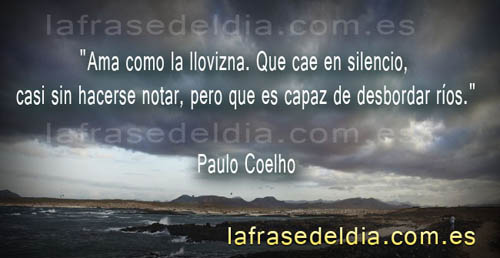 Frases De Amor Paulo Coelho Frases De Amor Paulo Coelho Frases De Amor