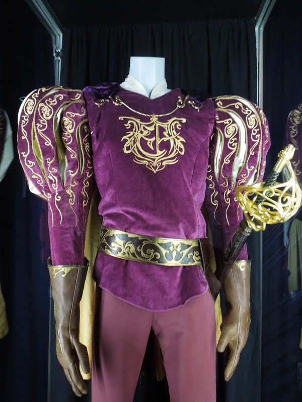 Prince Edward Enchanted costume