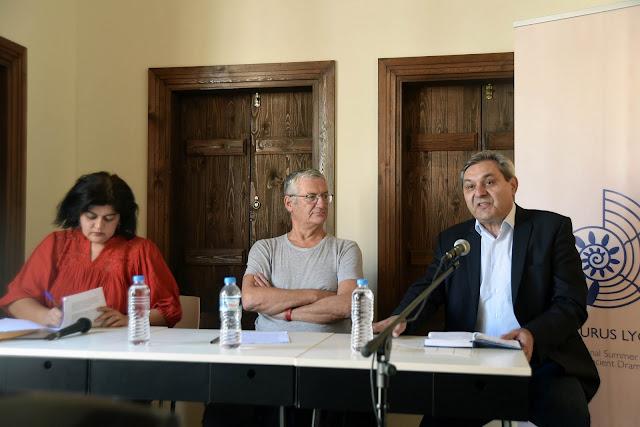Κώστας Γκάτζιος: Ο Δήμος στέκεται αρωγός και υποστηρικτής κάθε δράσης του Λυκείου Επιδαύρου