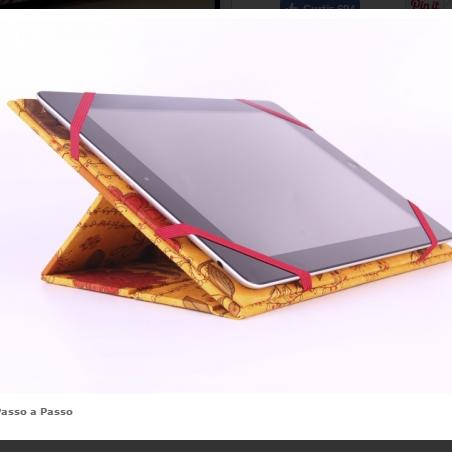 ►Capa para tablet...passo a passo :