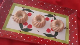 mini tartas bundt cakes praliné turrón crema catalana fáciles sencillas ricas aprovechamiento reciclaje navideño navidad cuca sin horno