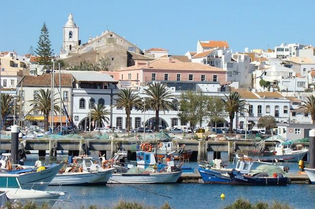 Hospedagem na cidade de Lagos no Algarve