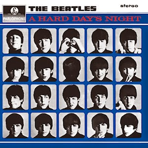 альбом The Beatles A Hard Day's Night
