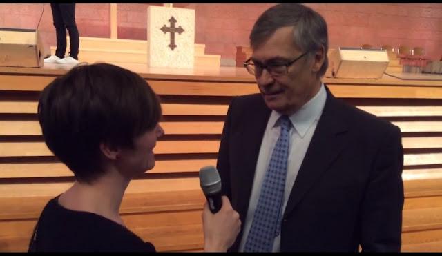 Pergumulan Bertahun-tahun, Akhirnya Pastor Karismatik Ulf Ekman Masuk Katolik