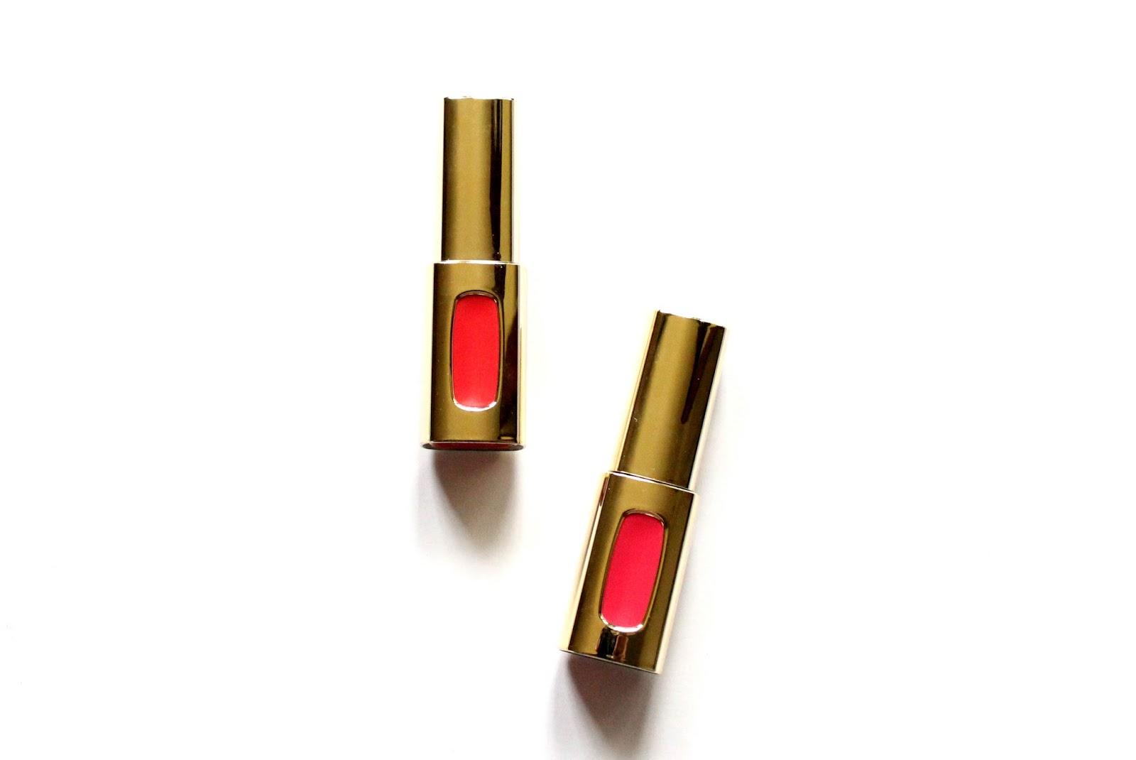all loreal liquid lipsticks swatches