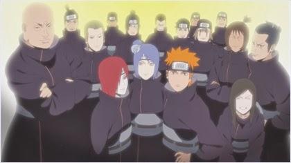 แสงอุษา (Akatsuki) @ Naruto